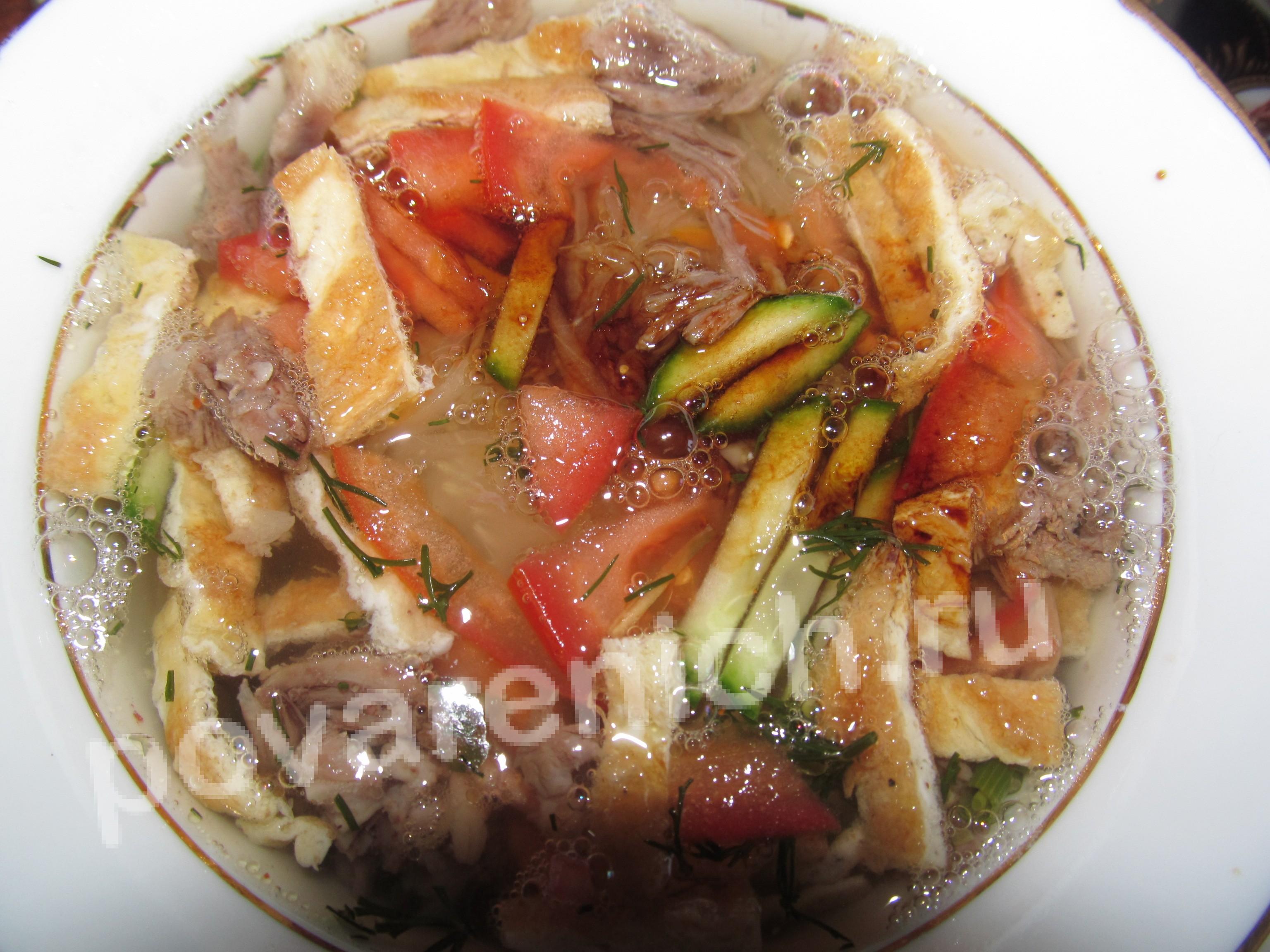 Кукси рецепт с фото приготовления блюда по-корейски в 6